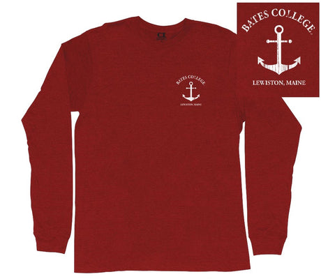 Anchor Light Weight Long Sleeve Tee