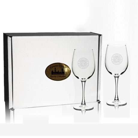 Set of Two Riedel Wine Glassware