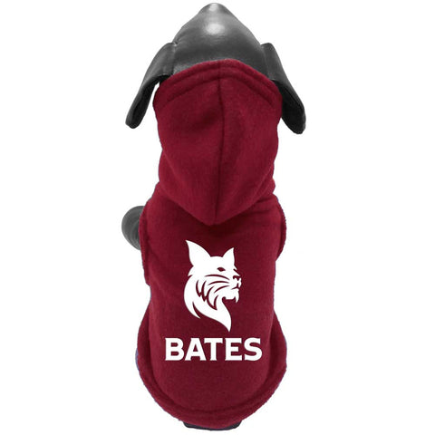 Dog Polar Fleece Hooded Jacket - Pets
