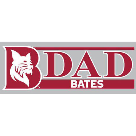 Bates Dad Decal