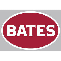 Magnetic Bates Decal