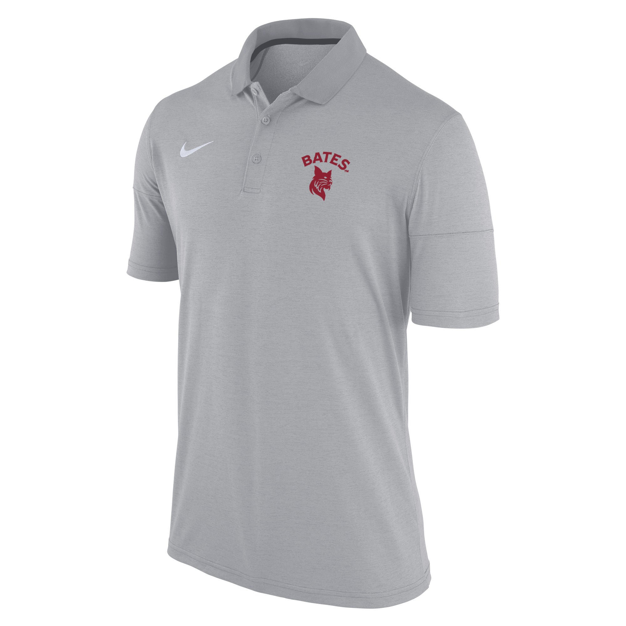 Men 39 s dri fit nike polo shirt bates college store for Buy dri fit shirts