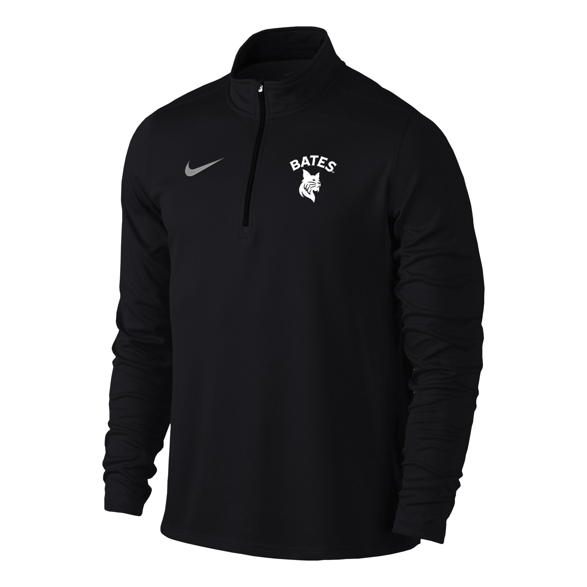 54c1623e42 Nike Solid Element Pull-Over - Size Small Only | Bates College Store