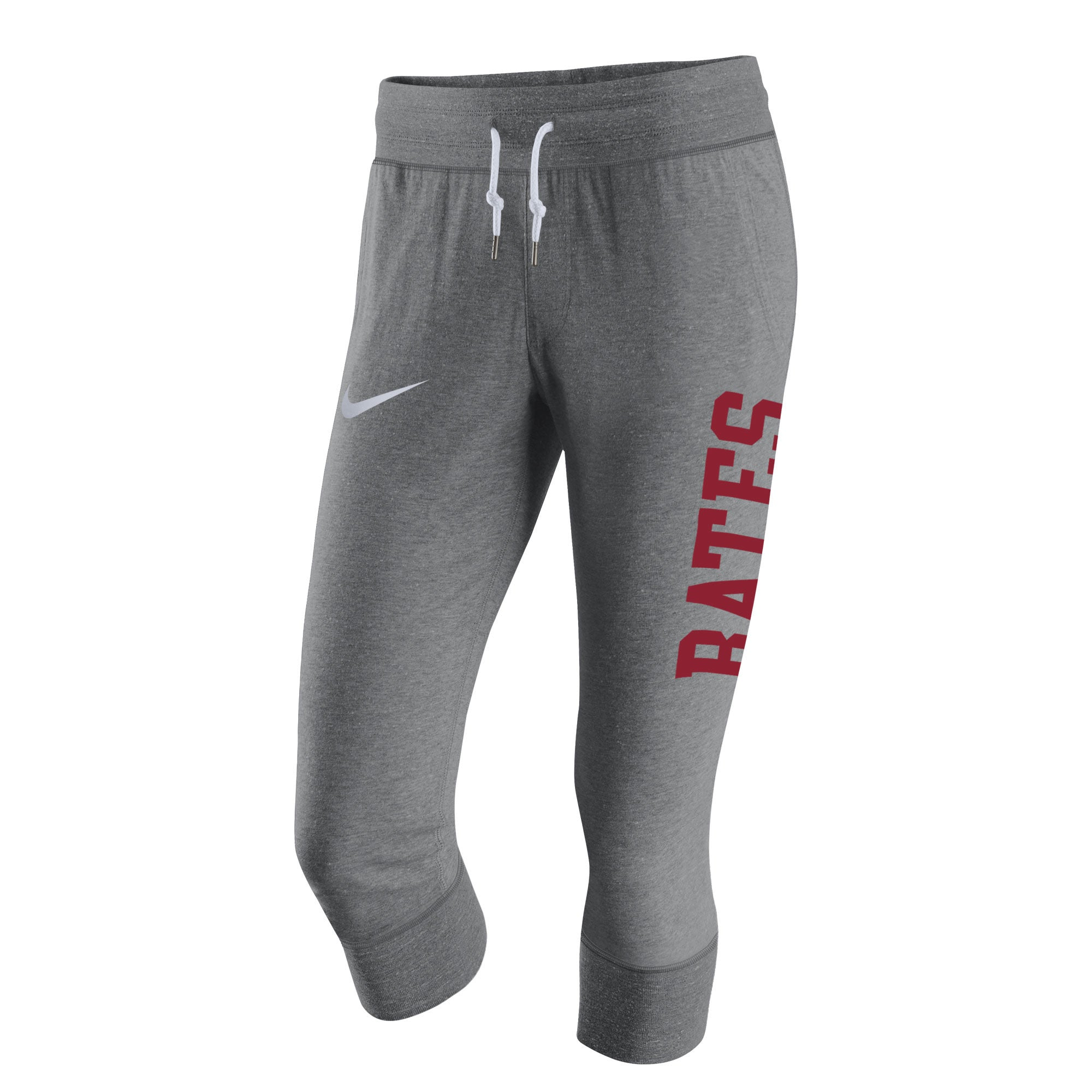 Women's Nike Gym Vintage Capri Pants - Women's, Women's Bottoms