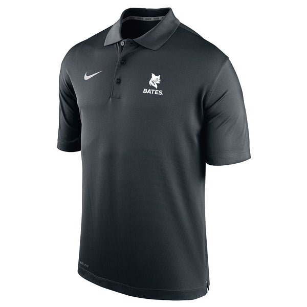 Nike Dri-Fit Polo with Bates Bobcat Imprint (2 Color Options)