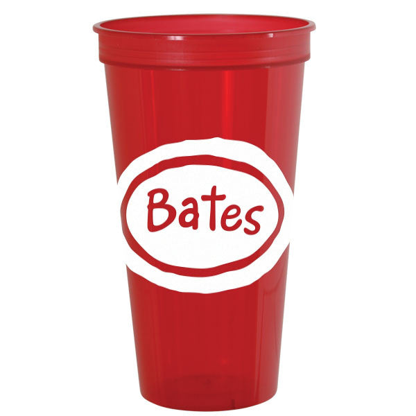 Home Team Stadium Cup (3 Color Options) - Bobcat Spirit, Gifts, Tumblers, Under $15
