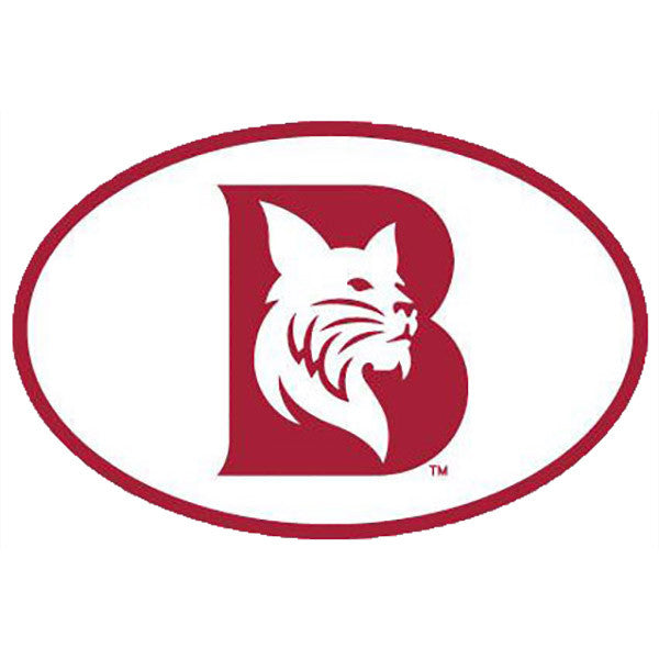 Magnetic Car Decal With Bates Bobcat Bates College Store - Magnetic car decals