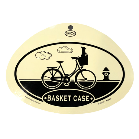 Basket Case Decal