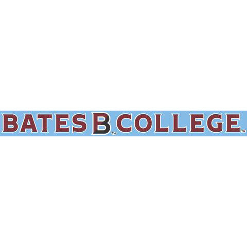 Bates College with Split B (new style) - Decals
