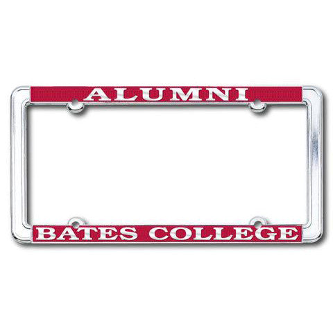 Bates College Alumni License Plate
