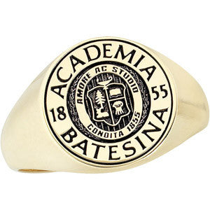 Bates College Rings (follow off-site link to purchase) - Commencement, Gifts, Rings