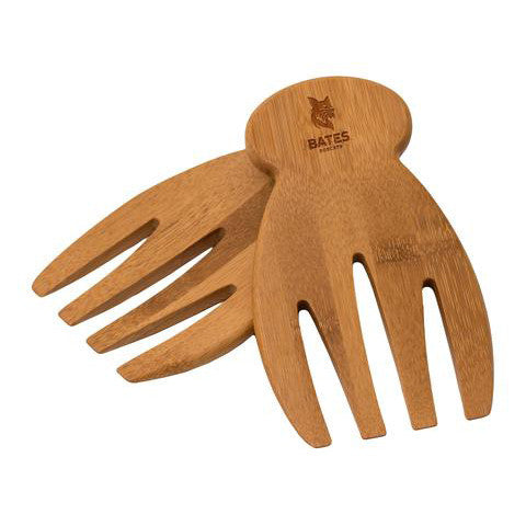 Bamboo Salad Hands - Bobcat Spirit, Gifts, Home