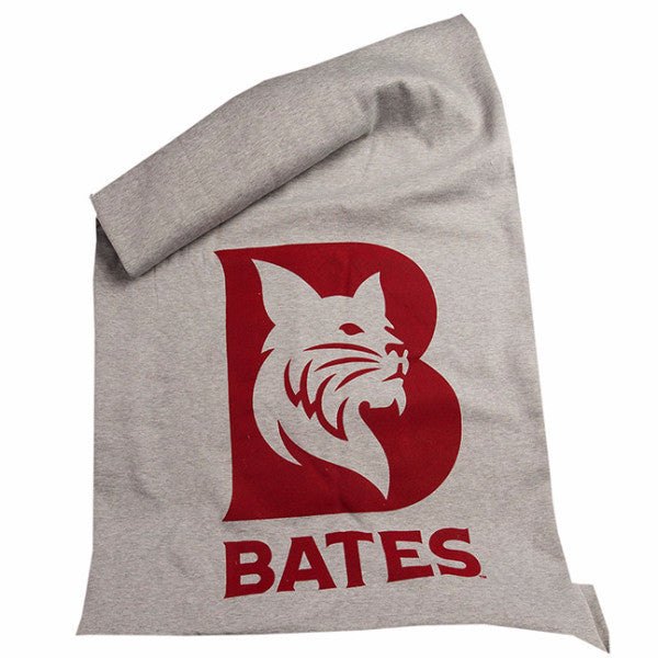 Bates Stadium Throw Blanket