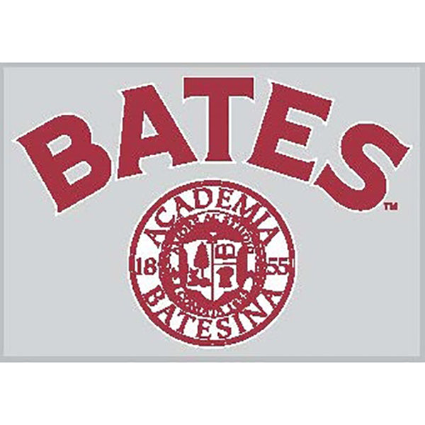 Bates with Seal Outside Decal