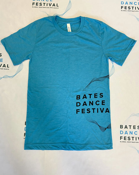 Bates Dance Festival - Crew Neck Tee (4 color options)