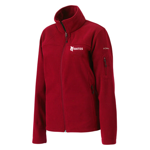 Columbia Women's Zip Up Fleece - Women's, Women's Outerwear