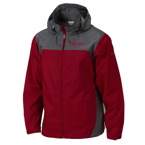 Men's Columbia Rain Jacket (2 Color Options) - Outerwear