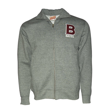 Graphite Full-Zip Pro-Weave Sweatshirt