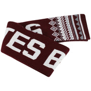 Knit Team Scarf