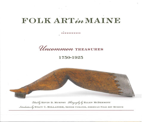 Folk Art in Maine - Books, Museum Publications