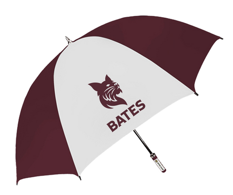 Bates 62'' Fiberglass Shaft Golf Umbrella