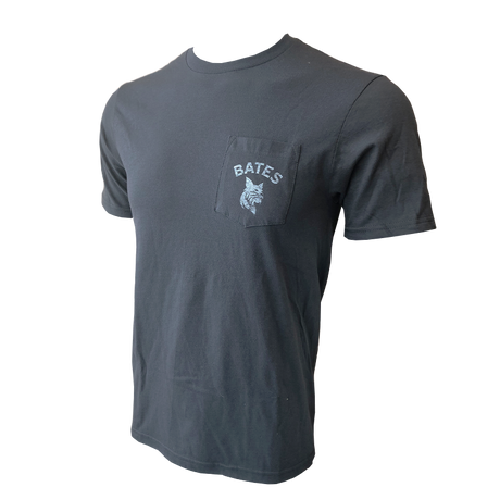 Charcoal Pocketed Tee