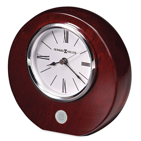 Oval Desk Clock