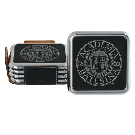 Academic Seal Coaster Set