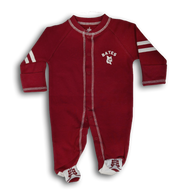 Footed Romper Onesie (2 Color Options)