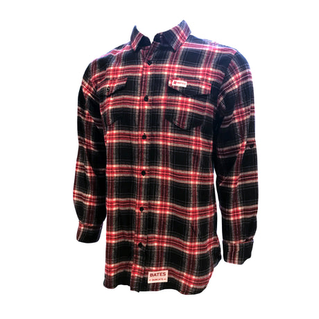 Men's Plaid Flannel Shirt (Large Only)