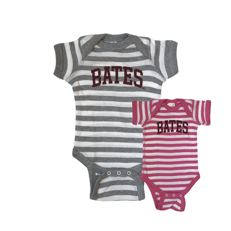 Pinstripe Onesie (2 Color Options)