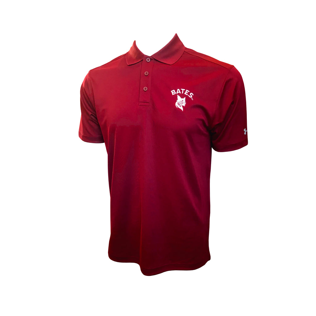 Under Armour Performance Polo Shirt in Cardinal