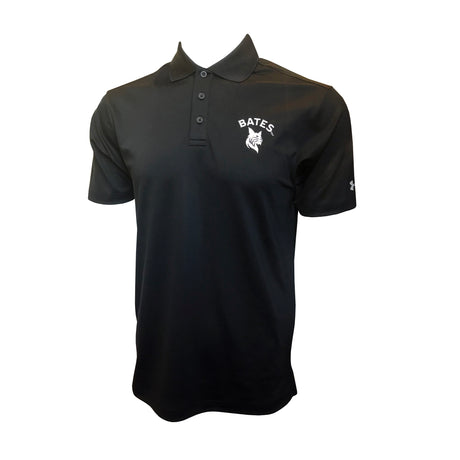 Under Armour Performance Polo Shirt in Black