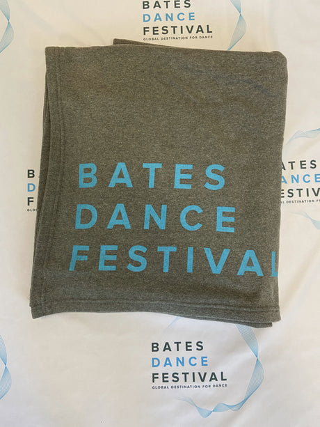 Bates Dance Festival - Blanket (2 color options)