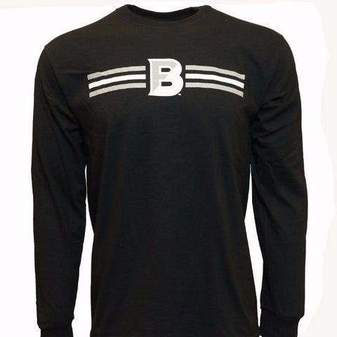 Classic Long Sleeve Tee Black - Long Sleeve T-Shirt