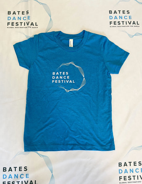 Bates Dance Festival - Youth Logo Tee (3 color options)