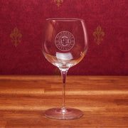 Titanium Red Wine Glass