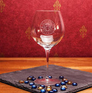 22oz Titanium Robusto Wine Glass