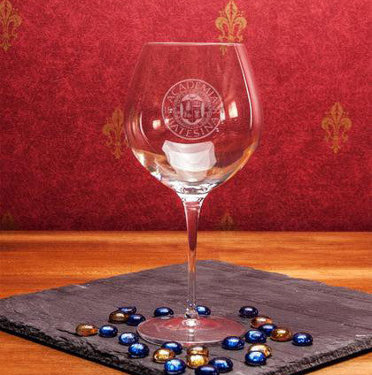 22oz Titanium Robusto Wine Glass - Glassware