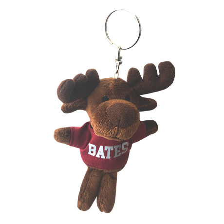 Maine Moose Key Chain