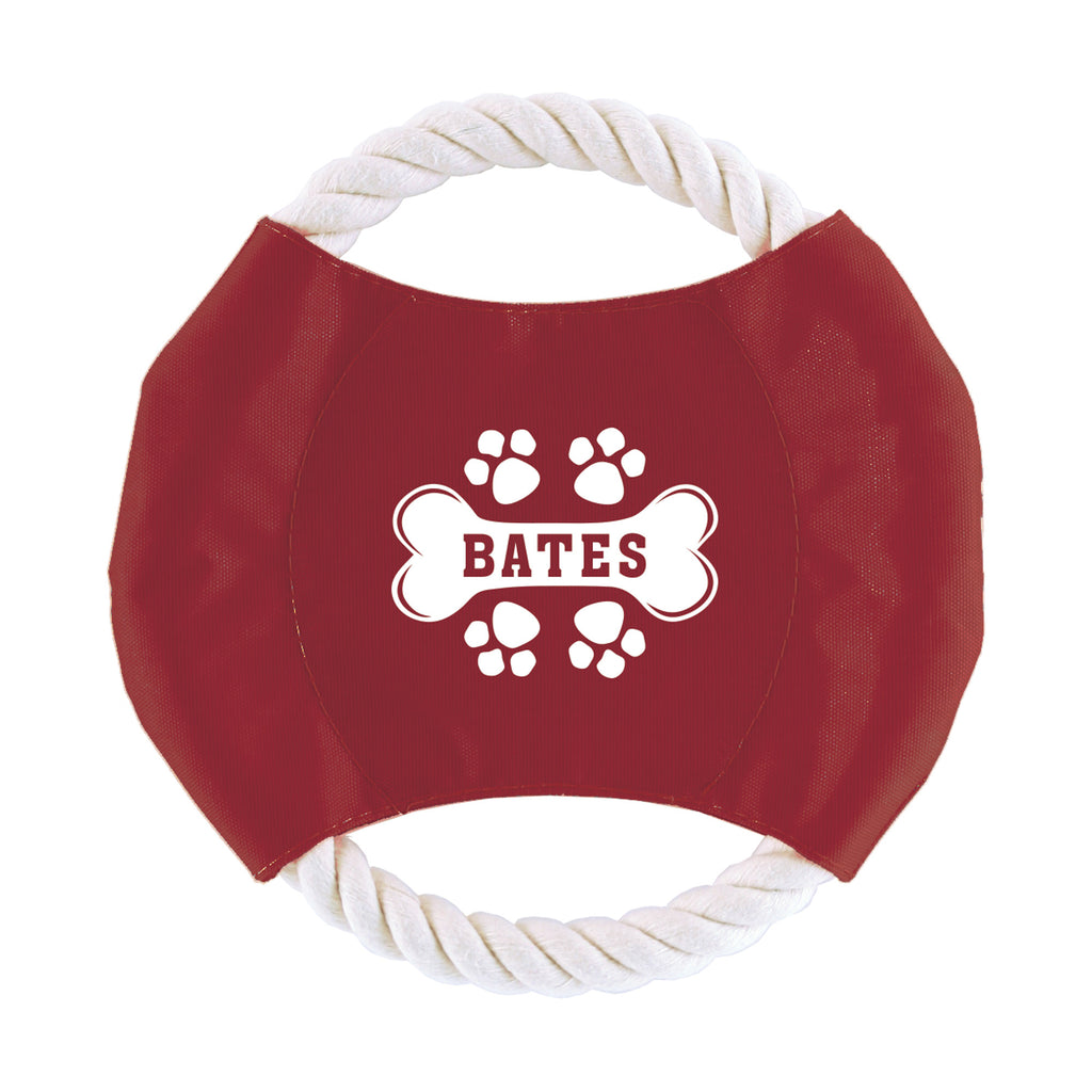 Rope Disk Pet Toy (2 Color Options)