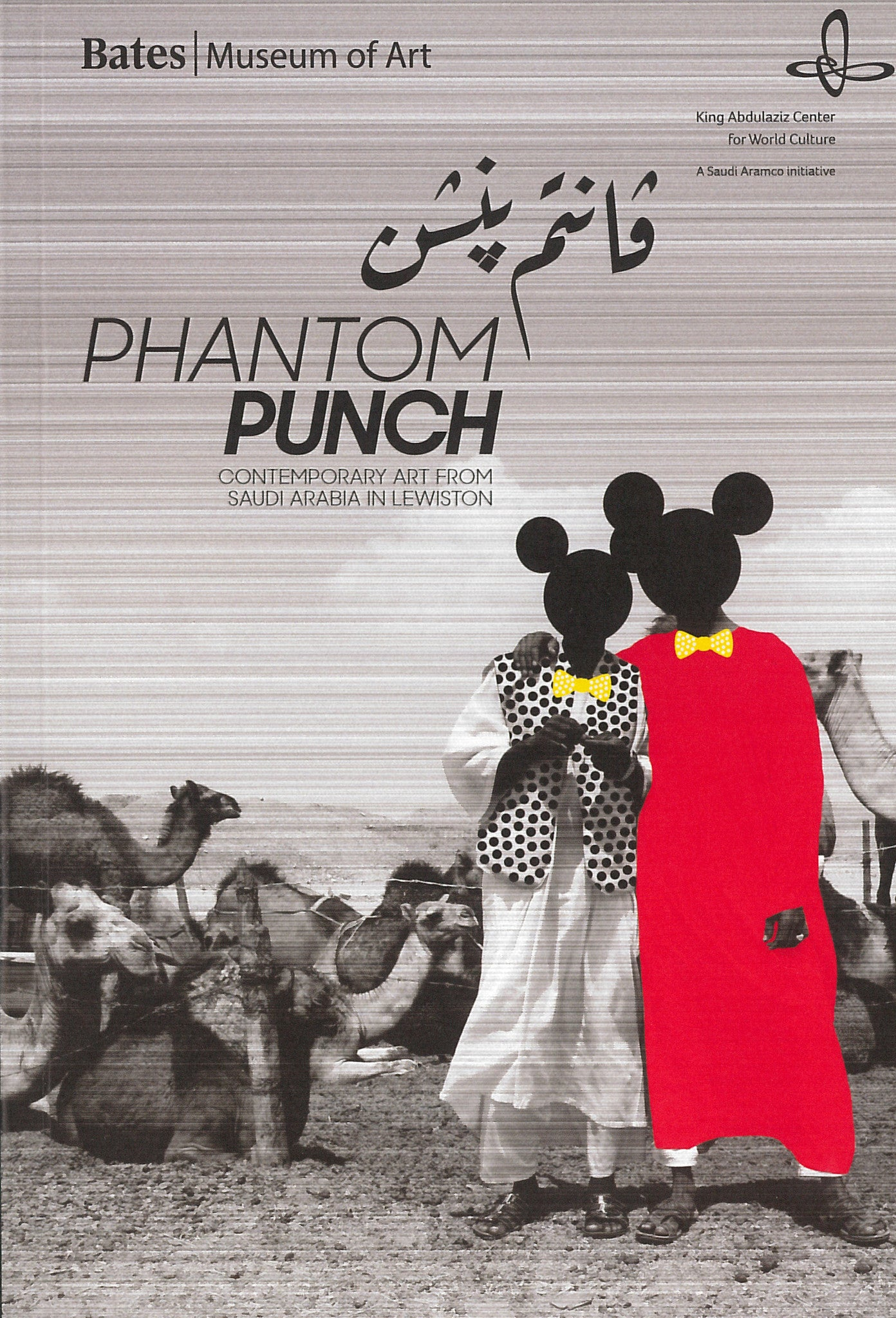 Phantom Punch: Contemporary Art from Saudi Arabia in Lewiston - Books, Museum Publications