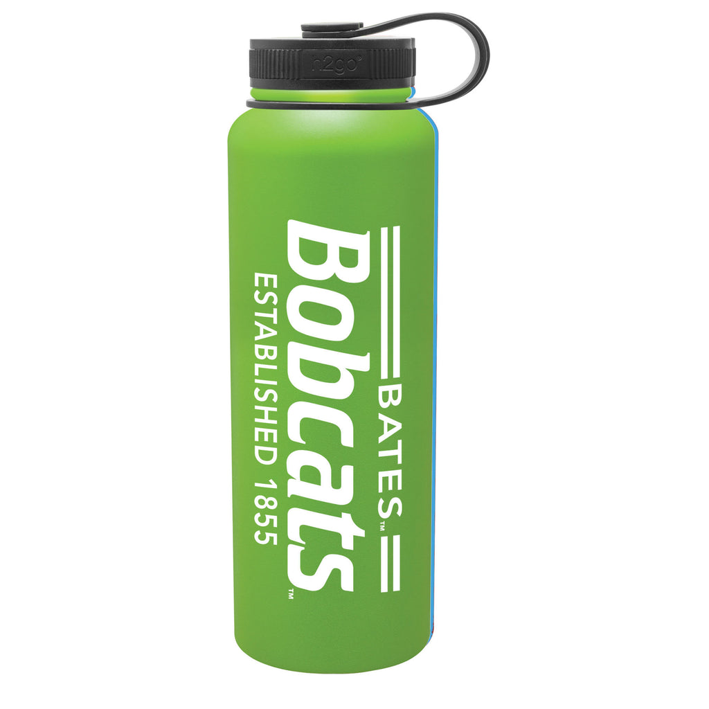 40 oz Stainless Steel Water Bottle (2 Color Options)