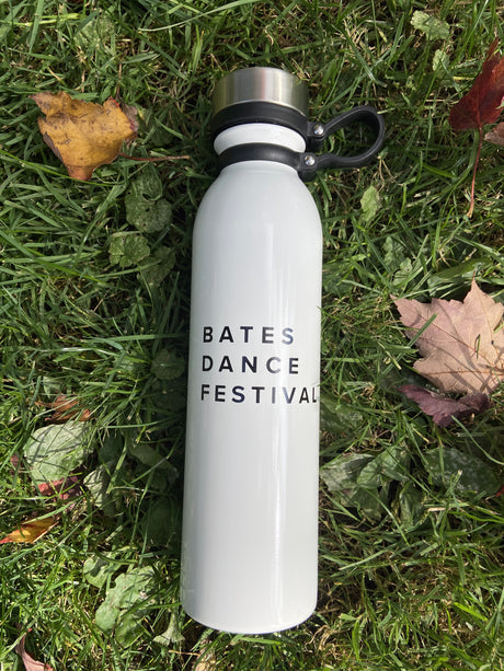 Bates Dance Festival - Stainless Steel Water Bottle (2 Color Options)