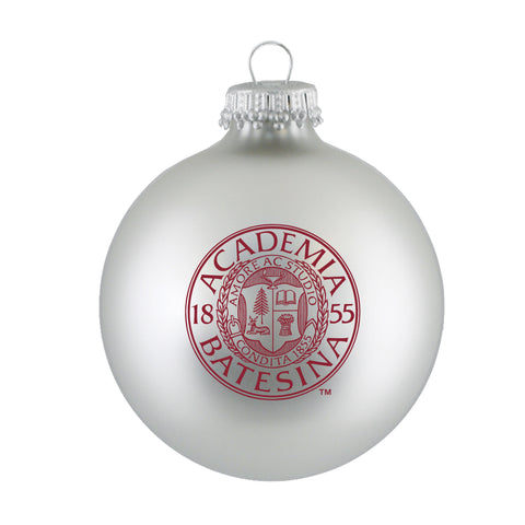 Ornament with Bates Seal - Bobcat Spirit