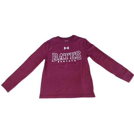 Under Armour Youth Long Sleeve Performance Tee