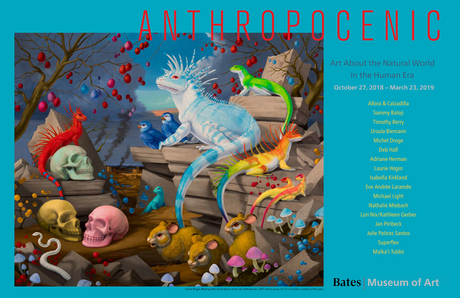 Anthropocenic Poster: Art About the Natural World in the Human Era