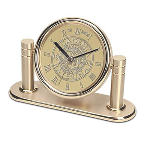 Bates Arcadia Desk Clock - Commencement, Gifts