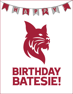 Happy Birthday Batesie! Greeting Card