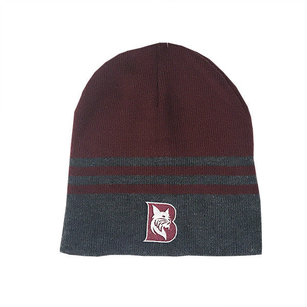 Bates Winter Beanie Hat - Hats, Winter